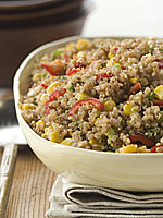 quinoa-chiles-corn